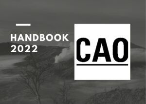CAO handbook 2021/2022