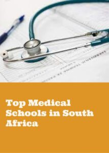 Top Medical schools in South Africa
