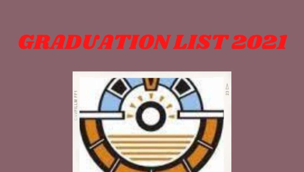 Lovedale TVET College Graduation List 2021 pdf