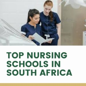 TOP 10 NURSING COLLEGE IN SOUTH AFRICA