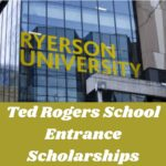 Ted Rogers School Entrance Scholarships